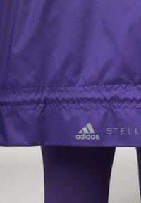 adidas by Stella McCartney - ADIDAS BY STELLA MCCARTNEY TRUEPACE RUN JACKET WIND.R - Training jacket - purple - 8