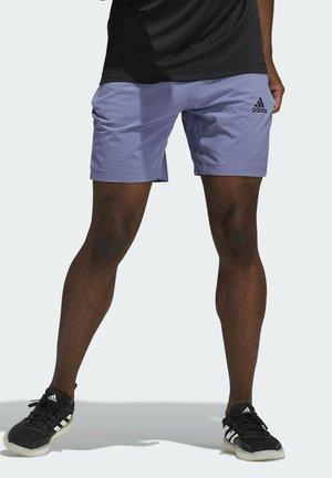 Sports shorts - purple