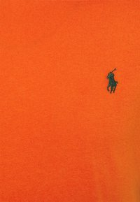 Polo Ralph Lauren - CUSTOM SLIM FIT JERSEY CREWNECK T-SHIRT - Basic T-shirt - college orange - 2