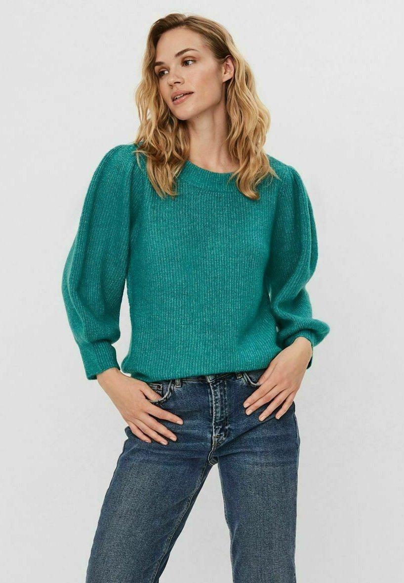 Femme 3/4-ÄRMEL - Pullover