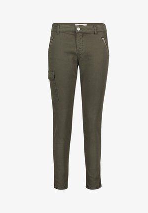 Trousers - dunkelgrün