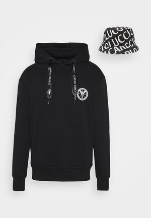 BOX HODDY SET UNISEX - Sweater - black