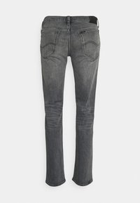 Lee - DAREN ZIP FLY - Jeans straight leg - mid worn magnet - 1