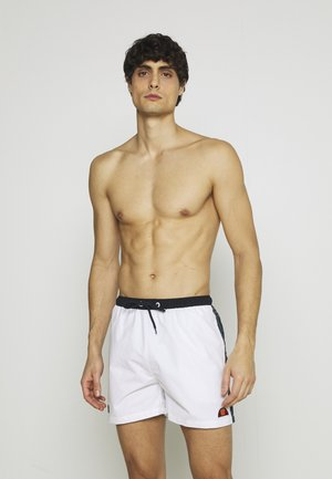 CHADIA - Swimming shorts - white