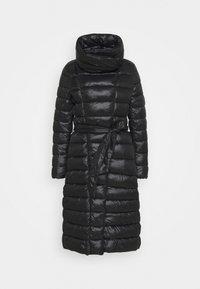 LADIES PADDED JACKET - Winter coat - black