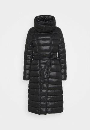 LADIES PADDED JACKET - Vinterkåpe / -frakk - black