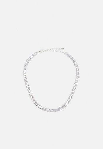 SHORT NECKLACE - Necklace - silver-coloured