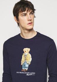 Polo Ralph Lauren - T-shirt à manches longues - cruise navy - 3