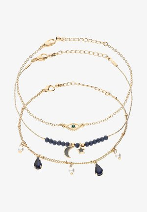 3-PACK - Bracelet - gold COLOURED