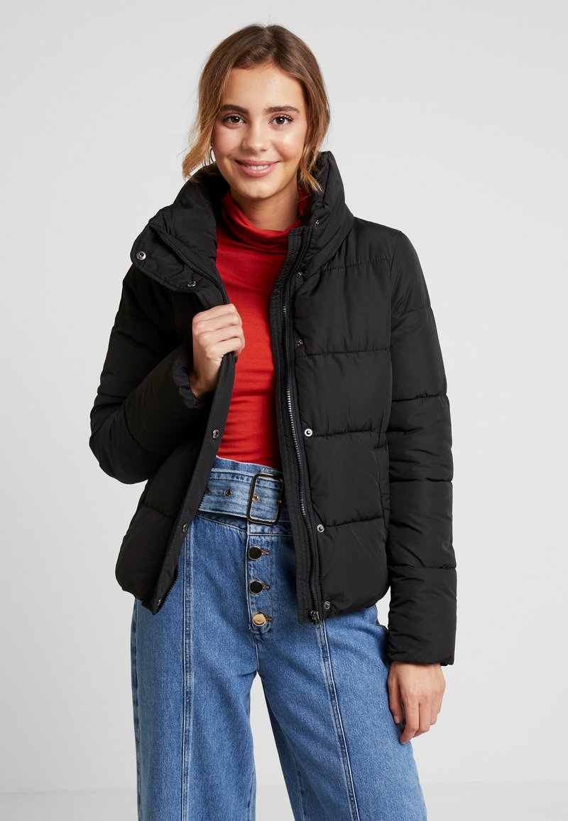ONLY - ONLCOOL PUFFER JACKET - Zimní bunda - black