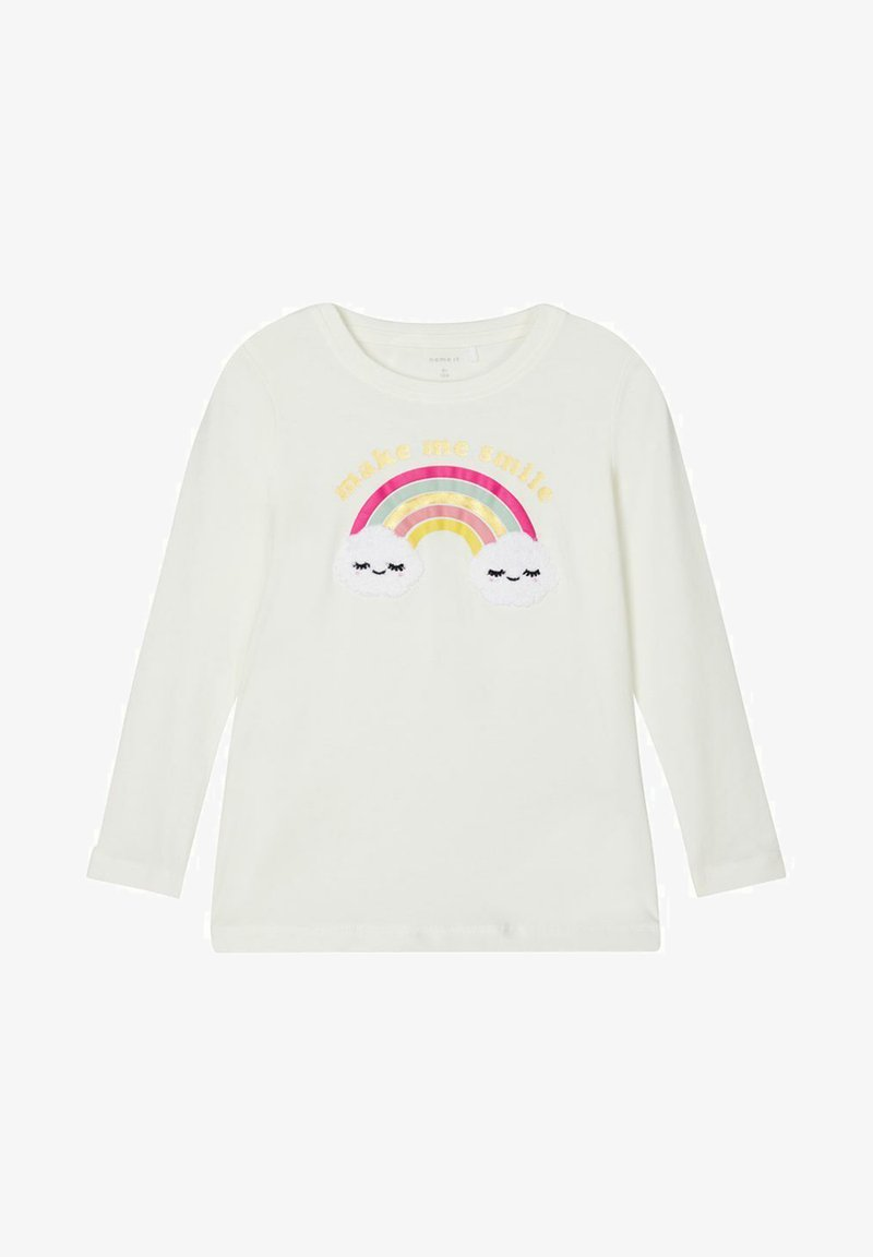 Name it - NMFOGIMMI - Longsleeve - snow white