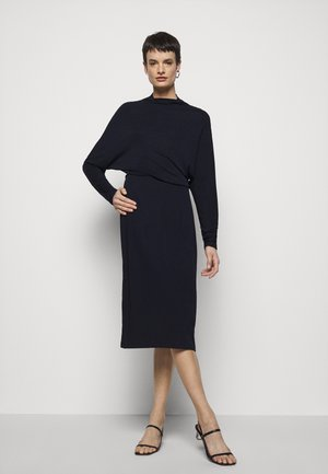 CHERICE DRESS - Day dress - navy