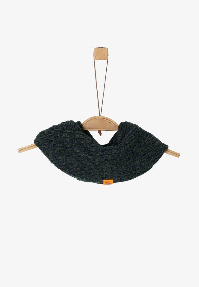 Snood - khaki/oliv knit