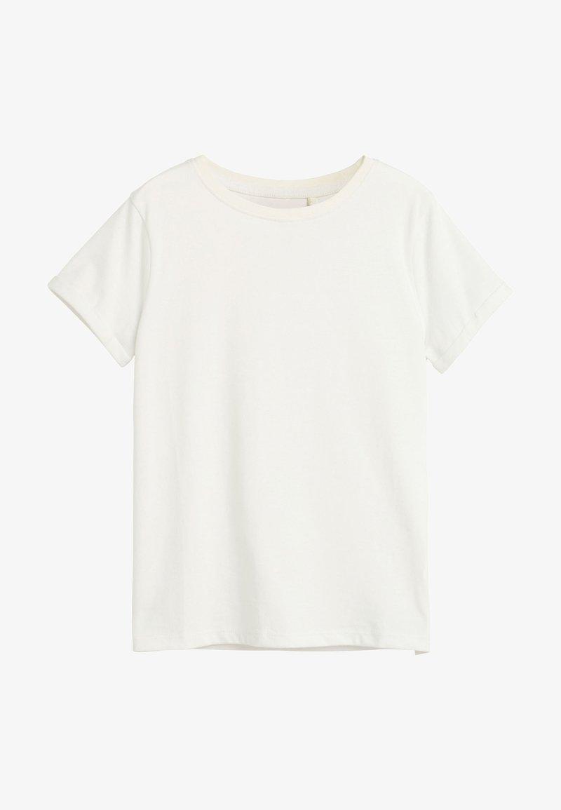 Next - T-shirt basic - off-white