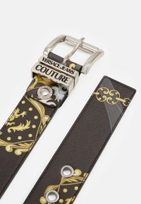 Versace Jeans Couture - Pasek - black/gold - 2