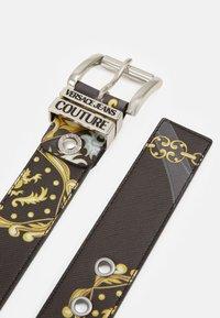 Versace Jeans Couture - Cintura - black/gold - 2