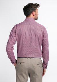 Eterna - LANGARM MODERN FIT - Shirt - rot - 1