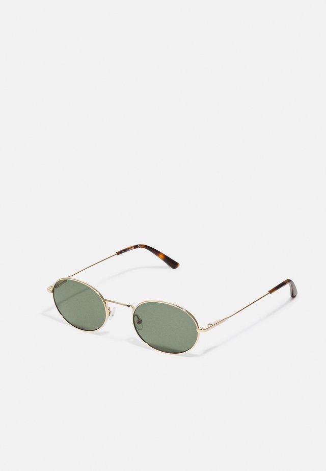 UNISEX - Sunglasses - shiny golden/soft tortoise
