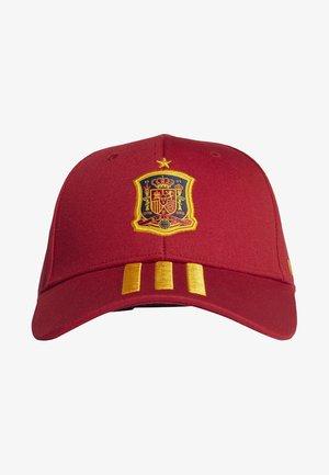 SPAIN BB HOME FEF FOOTBALL CAP - Cap - red