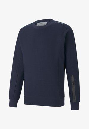 PUMA PORSCHE DESIGN MAND - Sweatshirt - navy blazer