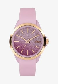 s.Oliver - Watch - rosa - 1