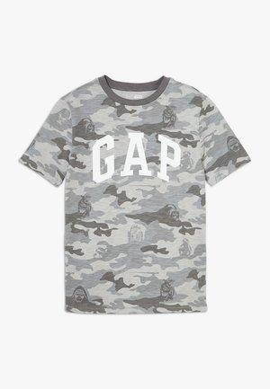 BOY ARCH - T-shirts print - grey