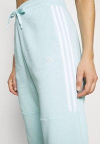 adidas Performance - SPORT - Pantalones deportivos - halo mint - 5