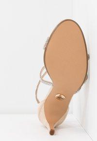 Buffalo - MAKAI - High heeled sandals - nude - 6