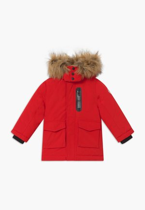 Cappotto invernale - deep red