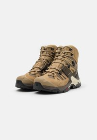 Salomon - QUEST 4 GTX - Hiking shoes - kelp/wren/bleached sand - 1