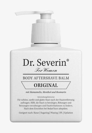 DR. SEVERIN WOMEN ORIGINAL BODY AFTER SHAVE BALSAM   200 ML PUMP - Moisturiser - -