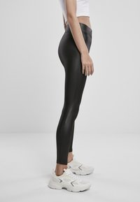 Urban Classics - Leggings - Trousers - black - 4