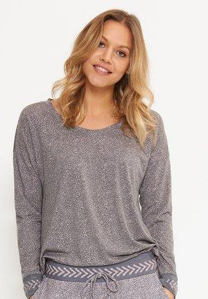 Maglia del pigiama - dark grey