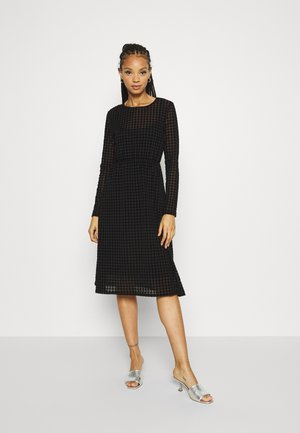 NMLESLY LOOSE DRESS - Vestito estivo - black