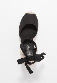 New Look - TRINIDAD - High heeled sandals - black - 3