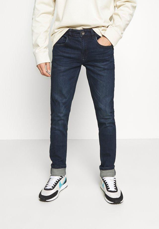COPENHAGEN - Slim fit jeans - deep ocean