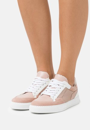 VERA LACE UP - Tenisky - light beige