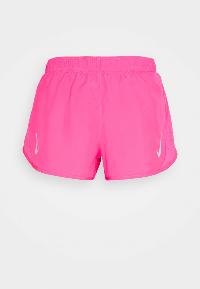 TEMPO RACE SHORT - Pantaloncini sportivi - hyper pink/silver
