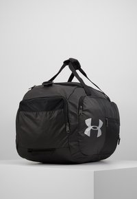 Under Armour - UNDENIABLE DUFFEL 4.0 - Torba sportowa - black/silver - 2