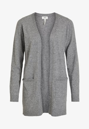 OBJTHESS  - Cardigan - medium grey melange