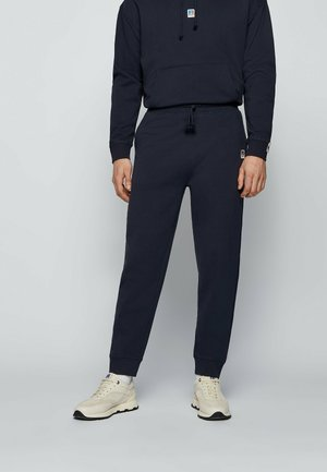 JAFA - Tracksuit bottoms - dark blue
