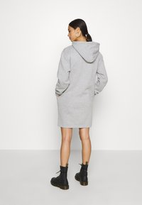 Superdry - PHOTOGRAPHIC DRESS - Day dress - grey - 2