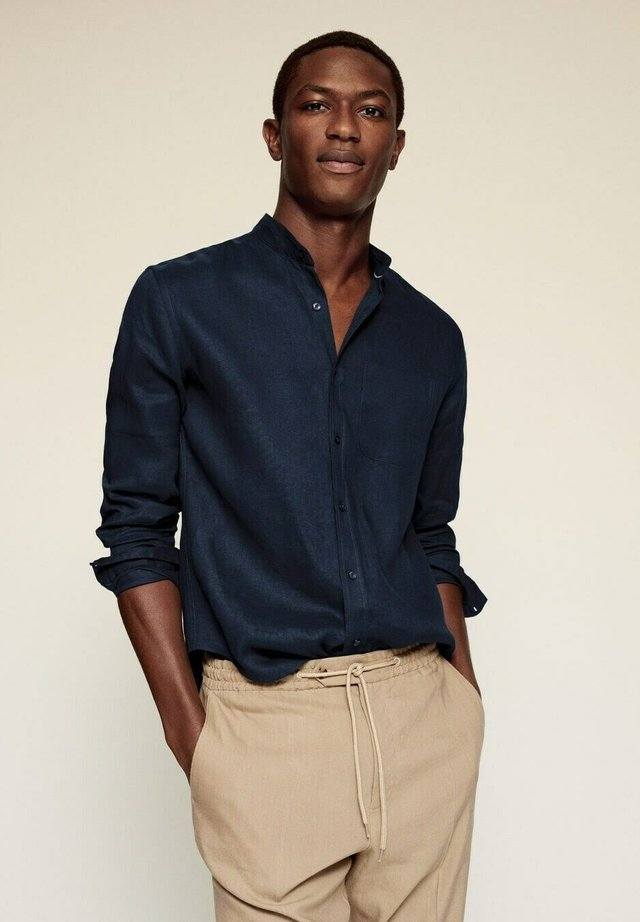 SLIM FIT  - Shirt - donkermarine