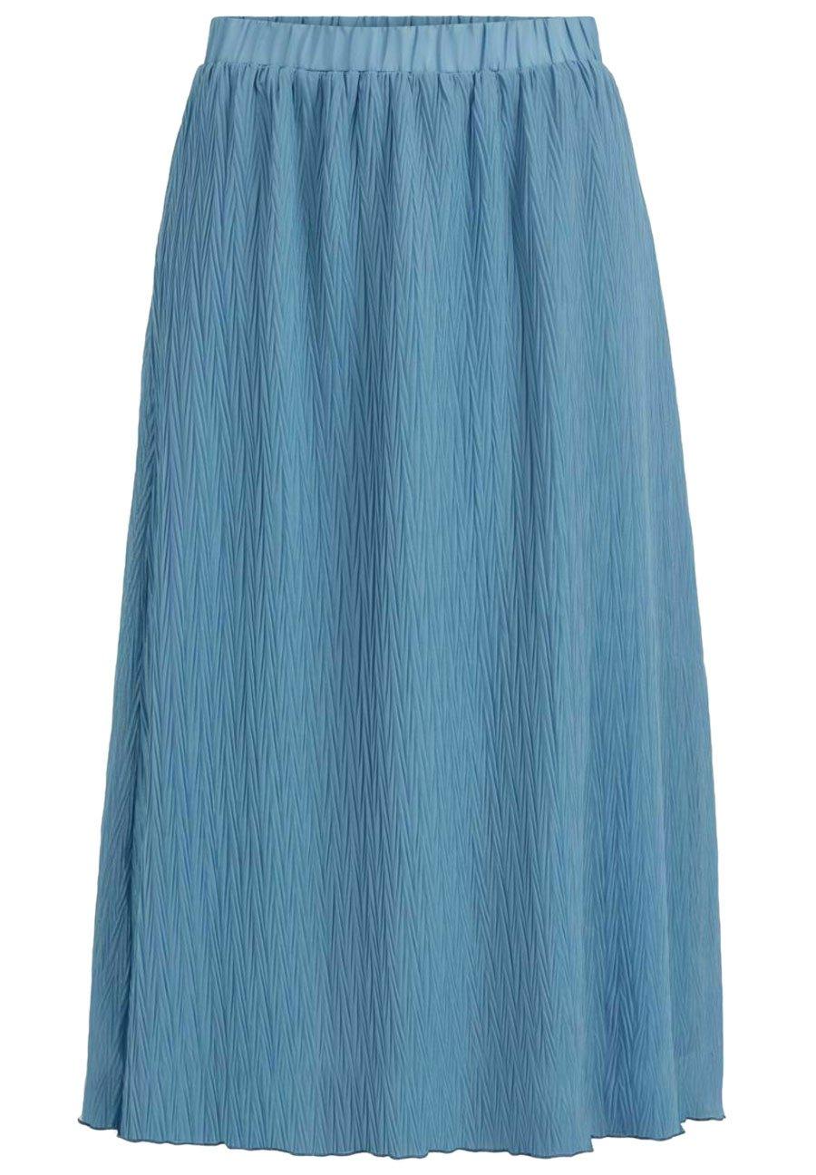 Femme Jupe trapèze - captains blue