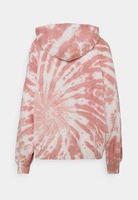 American Eagle - CLASSIC LOW HOODIE WASH - Sweatshirt - light pink - 1