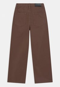 Grunt - CHOCO  - Jeans baggy - brown - 1