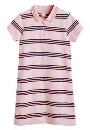 Vestido ligero - mottled pink