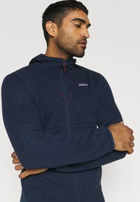 Patagonia - BETTER HOODY - Fleecová bunda - new navy - 3