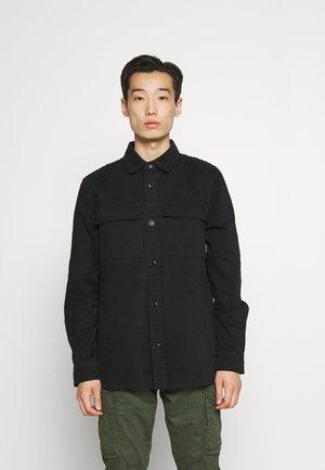 OVERSHIRT - Summer jacket - black