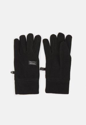 JACWEST GLOVE - Gloves - black